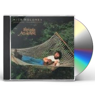 Mick Moloney STRINGS ATTACHED CD