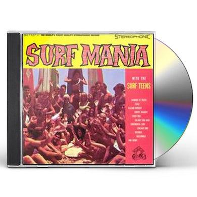 SURF MANIA CD