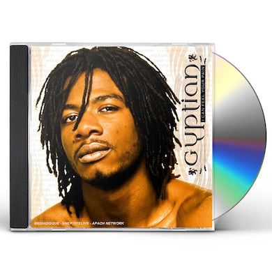 Gyptian I CAN FEEL YOUR PAIN CD