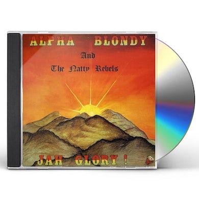 Alpha Blondy JAH GLORY CD