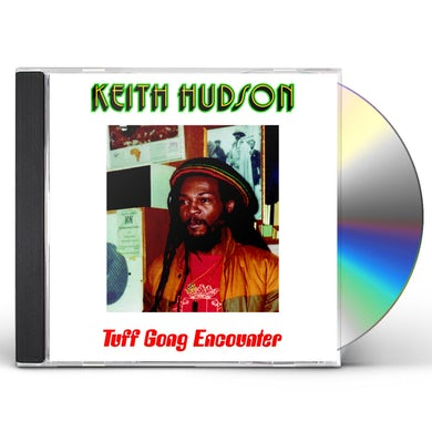Keith Hudson TUFF GONG ENCOUNTER JAMMYS DUB ENCOUNTER CD