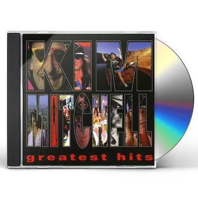 Kim Mitchell GREATEST HITS CD