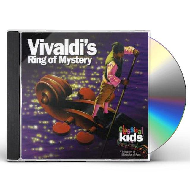 VIVALDI'S RING OF MYSTERY CD