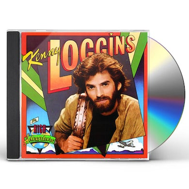 Kenny Loggins HIGH ADVENTURE CD
