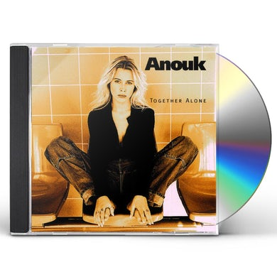 Anouk TOGETHER ALONE CD