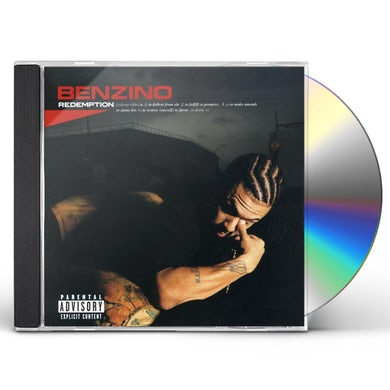 Benzino REDEMPTION CD