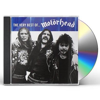Motorhead VERY BEST OF CD