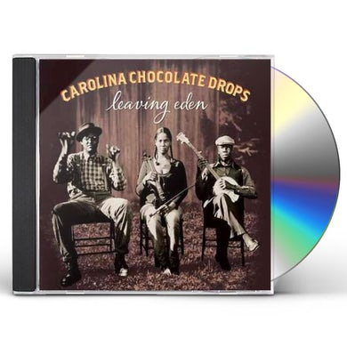 Carolina Chocolate Drops LEAVING EDEN CD