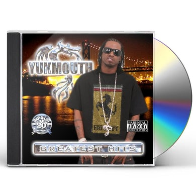 Yukmouth GREATEST HITS CD