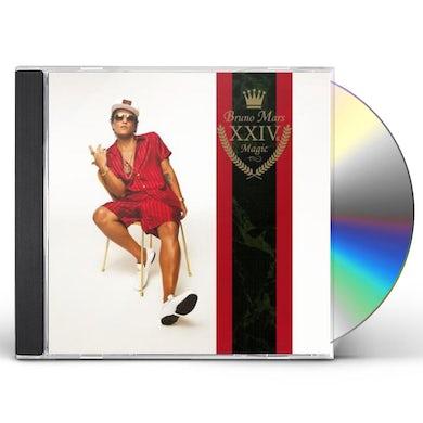 Bruno Mars 24K MAGIC CD