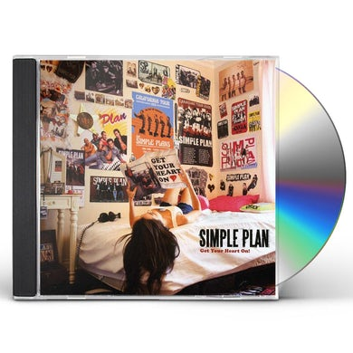 Simple Plan GET YOUR HEART ON! (DELUXE) CD