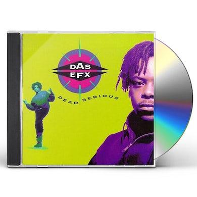 Das Efx DEAD SERIOUS CD