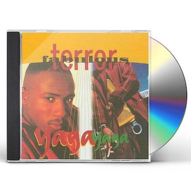 Terror Fabulous YAGA YAGA CD