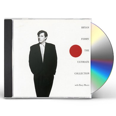 Bryan Ferry ULTIMATE COLLECTION CD