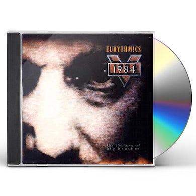 Eurythmics 1984 / Original Soundtrack CD
