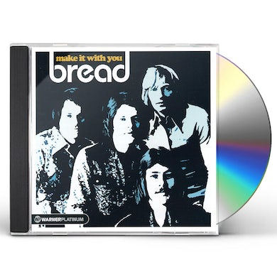 Bread MAKE IT WITH YOU: THE PLATINUM COLLECTION CD