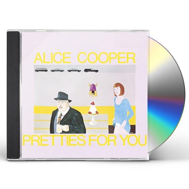 Alice Cooper PRETTIES FOR YOU CD
