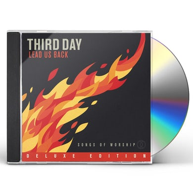 Third Day LEAD US BACK: SONGS OF WORSHIP CD