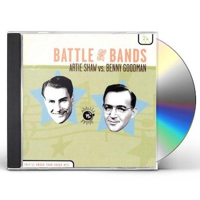 Artie Shaw BATTLE OF BANDS CD
