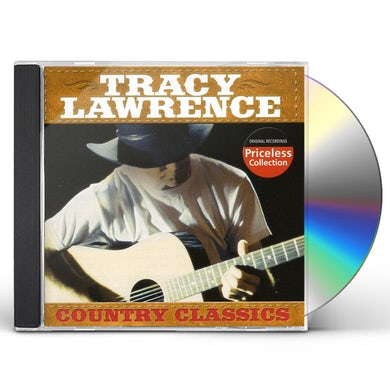 Tracy Lawrence COUNTRY CLASSICS CD