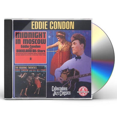 Eddie Condon MIDNIGHT IN MOSCOW: THE ROARING TWENTIES CD