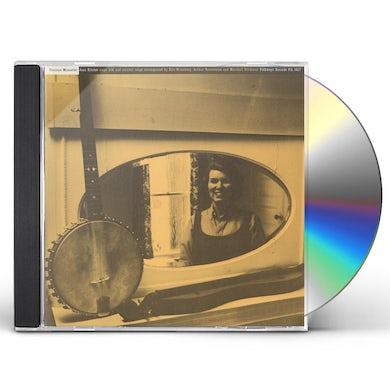 Jean Ritchie PRECIOUS MEMORIES CD