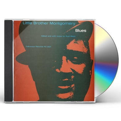 Little Brother Montgomery BLUES CD