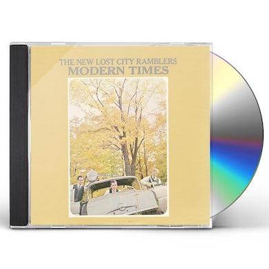 New Lost City Ramblers MODERN TIMES CD