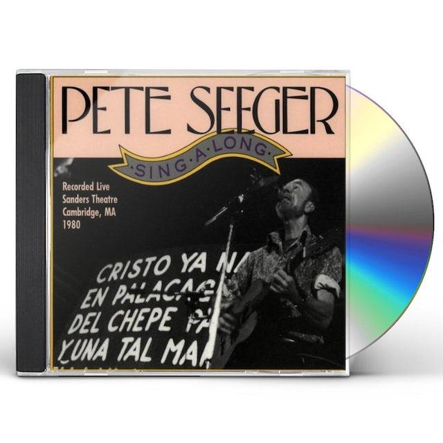 Pete Seeger SINGALONG CD
