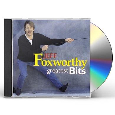 Jeff Foxworthy GREATEST BITS CD