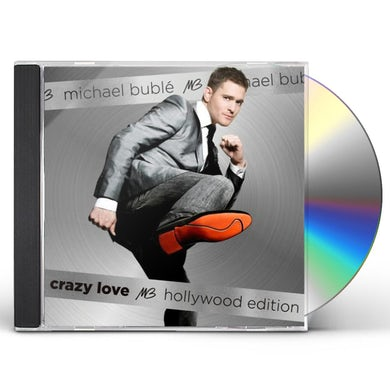 Michael Buble CRAZY LOVE: HOLLYWOOD EDITION CD