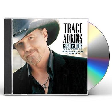 Trace Adkins American Man: Greatest Hits Vol. II CD