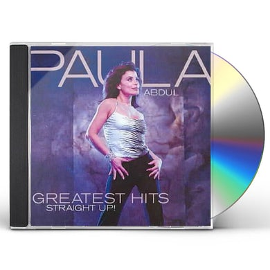 Paula Abdul GREATEST HITS: STRAIGHT UP CD