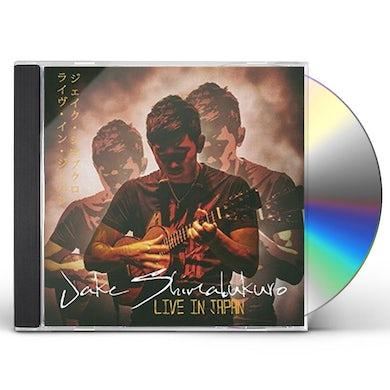 Live in Japan CD