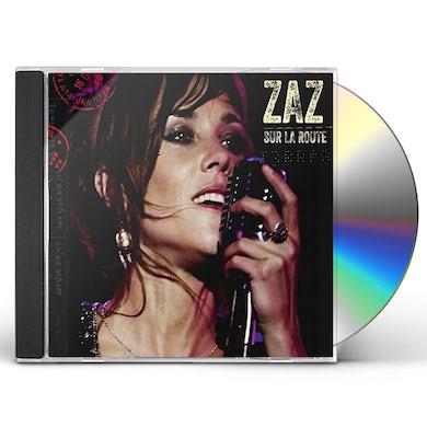 Zaz SUR LA ROUTE: LIVE 2015 CD
