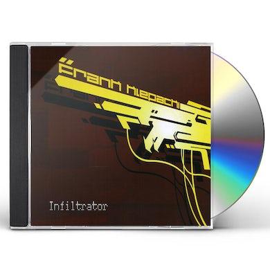 Frank Klepacki INFILTRATOR CD