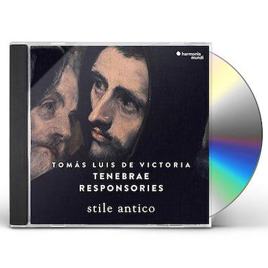Stile Antico VICTORIA: TENEBRAE RESPONSORIES CD
