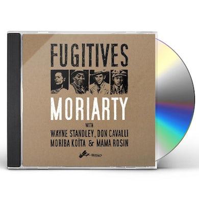 Moriarty FUGITIVES CD