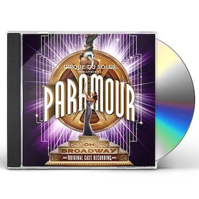 Cirque du Soleil PARAMOUR (ORIGINAL BROADWAY CAST) CD