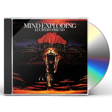 Lucifer'S Friend MIND EXPLODING CD
