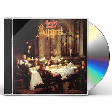 Lucifer'S Friend BANQUET CD