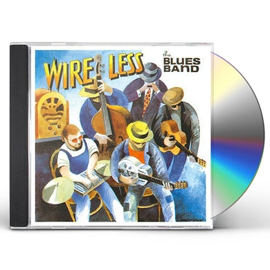 BLUES BAND WIRE LESS CD