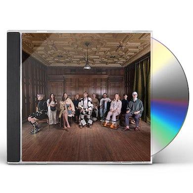 TEN SEATED FIGURES CD