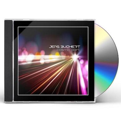 Jens Buchert COSMIC PORT CD