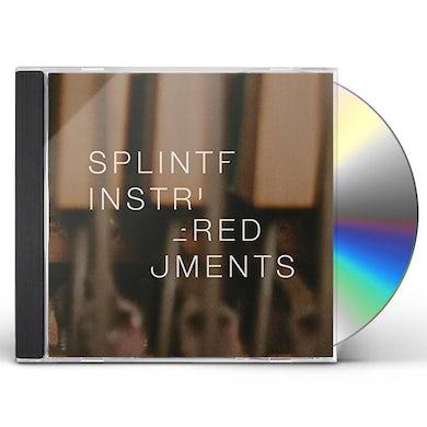 Matthew Collings SPLINTERED INSTRUMENTS CD