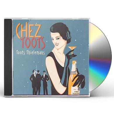 Toots Thielemans CHEZ TOOTS CD