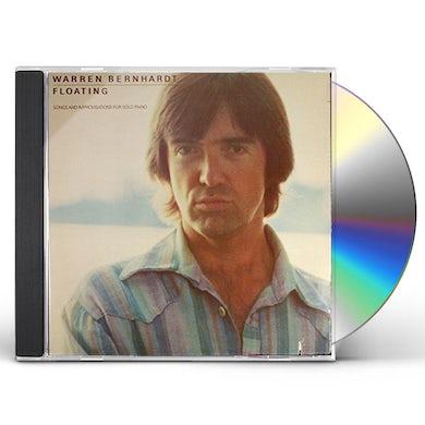 Warren Bernhardt FLOATING CD