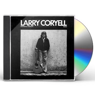 Larry Coryell STANDING OVATION CD