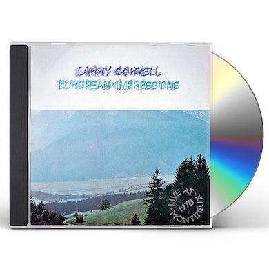 Larry Coryell EUROPEAN IMPRESSIONS CD