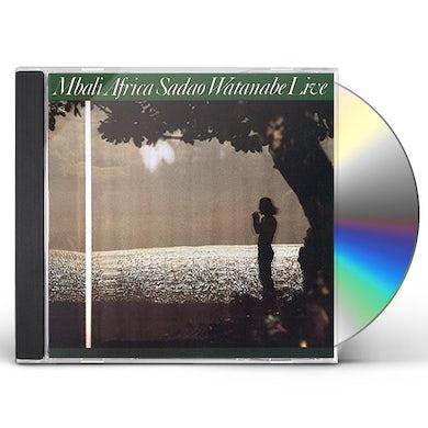 Sadao Watanabe MBALI AFRICA CD